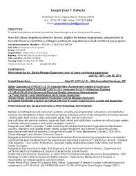 shipboard aviation facilities resume e 7 14 15 electrical resume