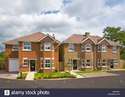 100 What Is Detached House New Housing Development One Detached House And Two Semi