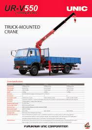 JUAL UNIC CRANE - SELAMET 0812 9712 6000: Jual UNIC – Truck Mounted ...