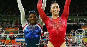 Simone Biles Floor Routine Score by Watch Simone Biles U0026 Aly Raisman U0027s Amazing Floor Routines At Rio