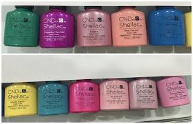 Cnd Shellac Led Lamp Instructions by New Winter Color 133 Colors New Design Cnd Shellac 4colors 1 Base
