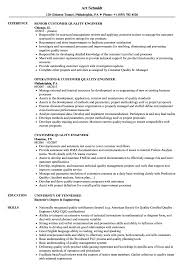 Customer Quality Engineer Resume Samples | Velvet Jobs Resume For Quality Engineer Position Sample Resume Quality Engineer Sample New 30 Rumes Download Format Templates Supplier Development 13 Doc Symdeco Samples Visualcv Cover Letter Qa Awesome 20 For 1 Year Experienced Mechanical It Certified Automation Entry Level Twnctry Best Of Luxury Daway Image Collections Free Mplates