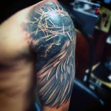 Jesus Tattoos For Men