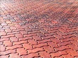 16x16 Red Patio Pavers by 100 Red Brick Patio Pavers Thin Brick Pavers Brick Pavers Over