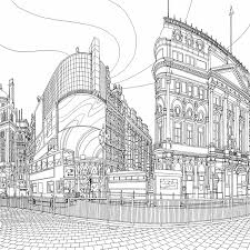 Grab Your Markers Its The Coolest Adult Colouring Book Yet London