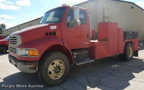 100 Sterling Truck 2002 Acterra Service Truck Item DF1750 SOLD Oc