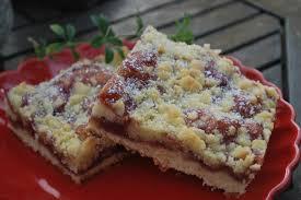 marmeladen streusel kuchen