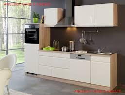 küchenzeile ohne geräte küche ohne elektrogeräte 280 cm