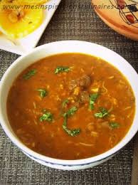 cuisine marocaine harira soupe marocaine harira fassia recette soupe marocaine soupes