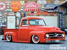 1955 Ford F-100 Pickup Hotrod Hot Rod Custom Old School Retro Red ... 7 Best Movie Pickup Trucks 27 X Old Uhaul Box Truck Expendable Ramp For Loading Flickr New 2019 Hino 268a Mhc Sales I0398328 Ford F250 Mega Raptor Has 46inch Tires Takes No Prisoners 1953 F100 Pickup Maroon Front Angle Mbs Equipment Company Whats Your Favorite Old Truck Pre60s 1949 Chevrolet Kustom Red Hills Rods And Choppers Inc St From The Expendables Badass Whips Rods Bikes Cobra Clt Grill Expendables