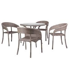 Outdoor Restaurant Furniture Commercial Oxford Intended For Elegant And Also