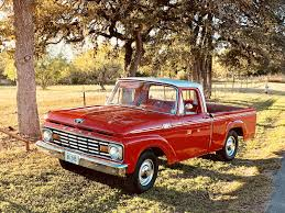 100 F100 Ford Truck Questions How Many 1963 Wrong Beds Were Made