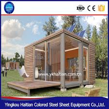 100 Container House Price Modified Container Coffee Shop Small Wooden