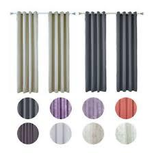 thermostoff blickdicht blackout gardine fenster vorhang