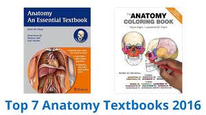 7 Best Anatomy Textbooks 2016