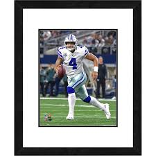 Nfl Dallas Cowboys Dak Prescott Framed Photo   Nfl Fan Cave ... Pnic Time Oniva Dallas Cowboys Navy Patio Sports Chair With Digital Logo Denim Peeptoe Ankle Boot Size 8 12 Bedroom Decor Western Bedrooms Great Adirondackstyle Bar Coleman Nfl Cooler Quad Folding Tailgating Camping Built In And Carrying Case All Team Options Amazonalyzed Big Data May Not Be Enough To Predict 71689 Denim Bootie Size 2019 Greats Wall Calendar By Turner Licensing Colctibles Ventura Seat Print Black