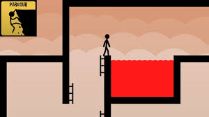 Stickman Parkour Game Full Walkthrough All Levels Android Gameplay ...