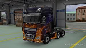 Daf Mega Store Euro Truck Simulator 2 Mods, Megastore Truck | Trucks ...