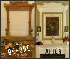 Dresser Mirror Mounting Hardware by 28 Best Dresser Mirror Repurpose Images On Pinterest Dresser