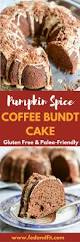 Pumpkin Spice Bundt Cake Using Cake Mix by Pumpkin Spice Coffee Bundt Cake With Cold Brew Frosting Gf Fed