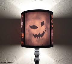 Zelda Triforce Lamp Uk by Evil Pumpkin Lamp Shade Halloween Decor Jack O Lantern