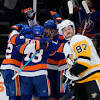 Islanders put Penguins on ice, will play Bruins in second round