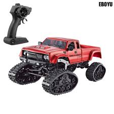 100 Truck Snow Tires EBOYU FY002B 24Ghz 116 4WD Off Road RC With