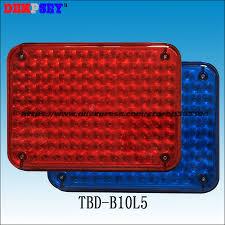 100 Fire Lights For Trucks TBD B10L5 High Quality Warning Lights For Fire Truckambulance Car