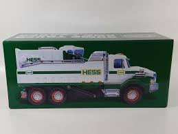 NIB 2017 Hess Toy Truck Dump Truck And Loader Free Ship | #1898701969