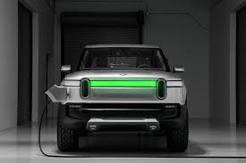 100 Ford Electric Truck Rivian R1T Pickup Unveiled As The Monster And