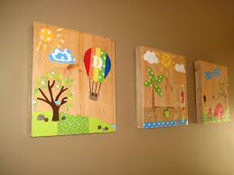 DIY Art For Kids Rooms Design Dazzle