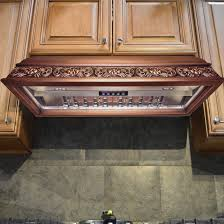 36 Inch Ductless Under Cabinet Range Hood by Kitchen Low Profile Under Cabinet Range Hood Stove Hoods