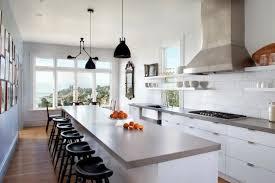 contemporary kitchen kitchen lighting black pendant l white