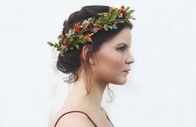 Rustic Floral Crown Boho Olive Leaf Hair Wreath Bridal Flower Circlet Bohemian Couronne De Fleurs