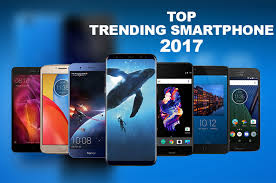 Top Trending Smartphones in India July 2017