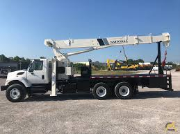 100 International Tow Truck For Sale National 600E2 Series 20ton 647E2 On 7400