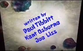Spongebob That Sinking Feeling Youtube by The Great Snail Race Nickelodeon Fandom Powered By Wikia