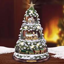 Thomas Kinkade Christmas Tree Cottage by Most Interesting Thomas Kinkade Christmas Tree Fine Decoration