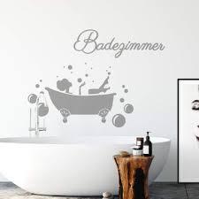 wandtattoo fürs bad kaufen wall de