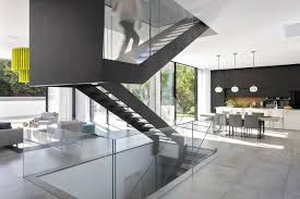 100 Modern House 3 Simple With An Amazing Floating Stairs