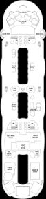 Norwegian Jewel Deck Plan 5 by Deck Plans Oasis Of The Seas Royal Caribbean Intl