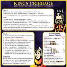 Kings Cribbage Online How To Play