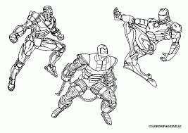 Iron Man Coloring Pages Are Featuring Anthony Tony Stark