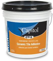 ct12 premium ceramic tile adhesive