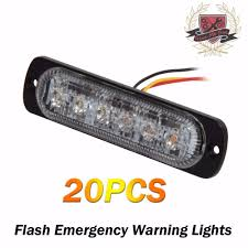 20PCS Super Bright 6 LED Car Truck Van Side Strobe Light Warning ... Lamphus Sorblast 4w Led Emergency Vehicle Strobe Warning Light 27 Dashboard Symbols Deciphered The Most Elegant Led Lights Intended For Desire Super Bright 4 12w Caution Car Van Truck 240 Flashing Lamp Police For Vehicles Best Resource Intertional Prostar Youtube Hideaway Mini 2x Ultra Thin 12v Whiteamber Pm V316mr Red Bryoperated Hazard Pcs Warning Signs You Should Not Ignore