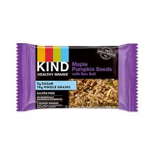 Pumpkin Seeds Glycemic Index by Cinnamon Oat Granola Clusters With Flax Seeds Kind Snacks