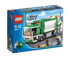 100 Lego Recycling Truck Amazoncom LEGO City Garbage 4432 Toys Games