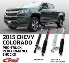100 Best Shocks For Lifted Trucks Product Releases PROTRUCK Sport Shocks 2015 Chevy Colorado