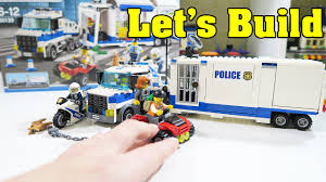 100 Lego Police Truck LEGO City 2017 Mobile Command Center 60139Lets