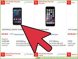 How to Set up Your New Verizon Wireless Cell Phone 7 Steps